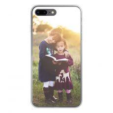 TPU-suoja omalla kuvalla iPhone 7/8 Plus