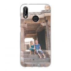 TPU-suoja omalla kuvalla Huawei P20 Lite