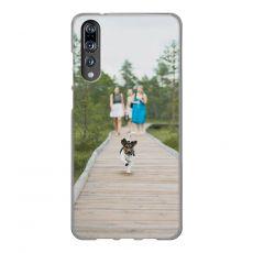 TPU-suoja omalla kuvalla Huawei P20