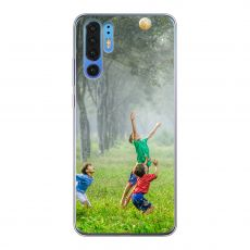 TPU-suoja omalla kuvalla Huawei P30 Pro