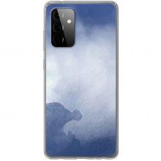 TPU-suoja omalla kuvalla Galaxy A72/A72 5G