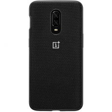 OnePlus 6T Bumper Case Nylon Black