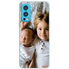 TPU-suoja omalla kuvalla OnePlus Nord 2 5G