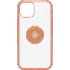 Otter+Pop Symmetry iPhone 13 Pro coral