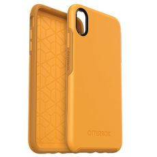 Otterbox Symmetry iPhone Xs Max yellow