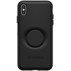 Otter+Pop Symmetry iPhone Xs Max black