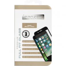 Panzer lasikalvo Apple iPhone 7/8 Plus black