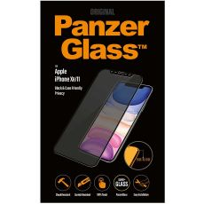 PanzerGlass Privacy panssarilasi iPhone Xr/11 black