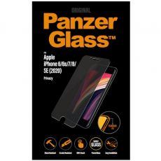 PanzerGlass Privacy panssarilasi iPhone 6/6s/7/8/SE 2020
