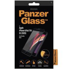 PanzerGlass panssarilasi iPhone 6/6s/7/8/SE 2020 black
