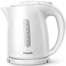 Philips Daily Collection vedenkeitin 2400W, 1.5L HD4646 white
