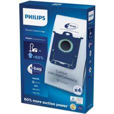 Philips S-bag pölypussit 4 kpl FC8021/03