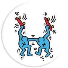 PopSockets pidike/jalusta Premium Keith Haring Skateboarders