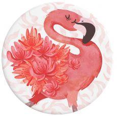 PopSockets PopGrip Flamingo a Go Go