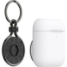 PopSockets Apple AirPods pidike + PopChain white