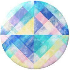 PopSockets PopTop (vain yläosa) Chroma Collage