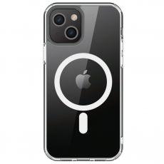 Puro läpinäkyvä LiteMag -suojakuori iPhone 13