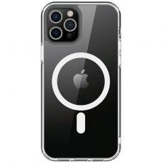 Puro läpinäkyvä LiteMag -suojakuori iPhone 13 Pro