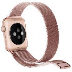 Puro Milanese-ranneke Apple Watch 38mm/40mm rose