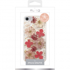 Puro Hippie Chic Fall iPhone 6/6S/7/8/SE pink