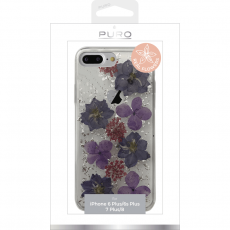 Puro Hippie Chic Fall iPhone 6/6S/7/8/SE violet