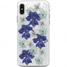 Puro Hippie Chic Fall iPhone X/Xs blue
