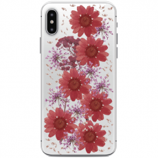Puro Hippie Chic Fall iPhone X/Xs red