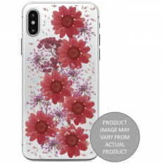 Puro Hippie Chic Fall iPhone Xr red