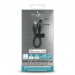 Puro microUSB-kaapeli + Lightning-adapteri 1 m
