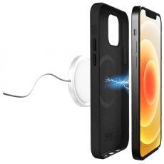 Puro SkyMag-suojakuori iPhone 12/12 Pro black