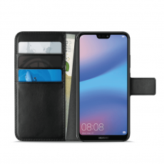 Puro Milano EcoLeather Wallet Huawei P20 Lite