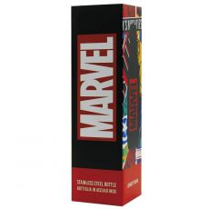 Puro juomapullo 750ml Marvel Logo Black