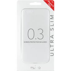 Puro Slim Cover 0.3 mm iPhone 6/6s Plus Clear