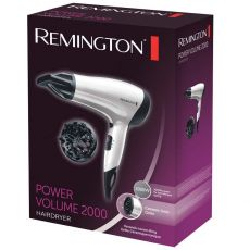 Remington Power Volume 2000 hiustenkuivain 2000W D3015