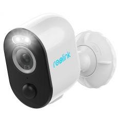 Reolink Argus 3 Pro akkukäyttöinen 4MP WiFi-kamera LED-valolla