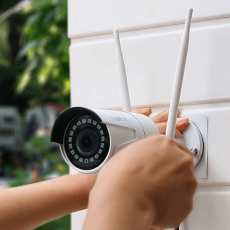 Reolink RLC-410W 4MP WiFi-kamera white