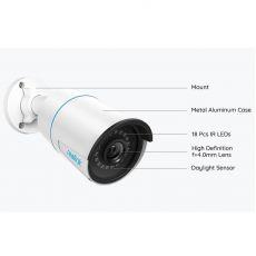 Reolink RLC-510A 5MP Bullet AI PoE valvontakamera