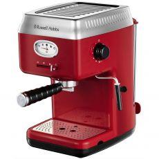 Russell Hobbs Retro Red -espressokeitin