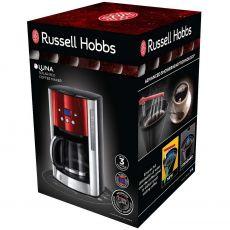 Russell Hobbs Luna Solar Red -kahvinkeitin