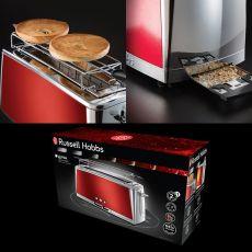 Russell Hobbs Luna Solar Red -leivänpaahdin 23250-56
