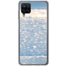 TPU-suoja omalla kuvalla Galaxy A12