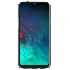 Samsung Galaxy A20s suojakuori clear