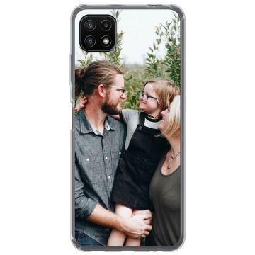 TPU-suoja omalla kuvalla Samsung Galaxy A22 5G
