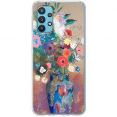TPU-suoja omalla kuvalla Galaxy A32 LTE
