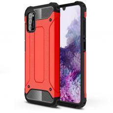 LN suojakuori Galaxy A41 red