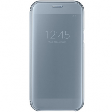 Samsung Galaxy A5 2017 Clear View Cover blue