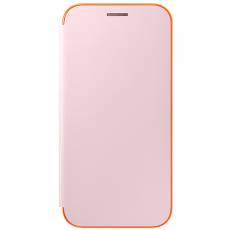 Samsung Galaxy A5 2017 Flip Cover pink