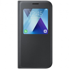 Samsung Galaxy A5 2017 S-View Cover black