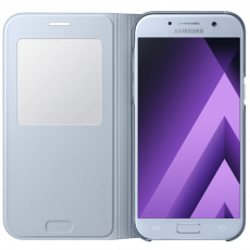 Samsung Galaxy A5 2017 S-View Cover blue
