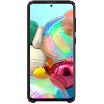 Samsung Galaxy A71 Silicon Cover black